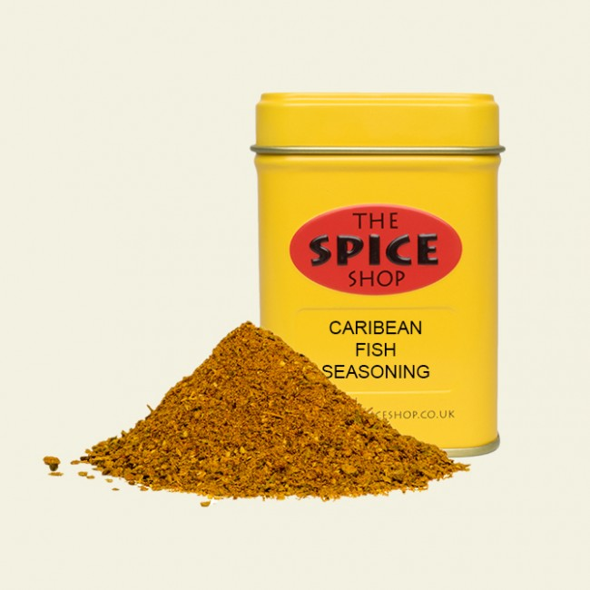 Herb and spice blends caribbean fish seasoning for Best seasoning for fish