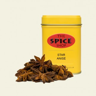 "ANISE CHINA, ""STAR ANISE"""