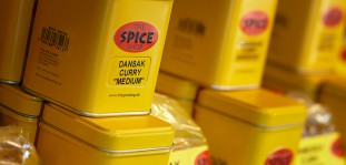 Welcome to The Spice Shop